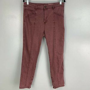 2 for $20 Pistola Dusty Rose Ponte Ankle Pants